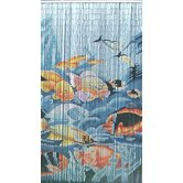 Tropical Fishes Curtain