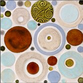 Riverbed 12&quot; x 12&quot; Handmade Mosaic Blend in Signature Bubble