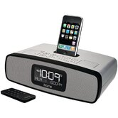 Dual Alarm Clock Radio