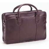 Vachetta Classic Top Handle Briefcase in Café