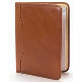 Tuscan Open Padfolio in Tan