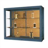 Premiere Wall Mounted Display Case