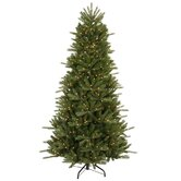 Vermont Instant Shape 8.5' Artificial Christmas Tree with 850 Clear Lights