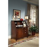 Grand Expressions Secretary Desk with File Drawer and Storage