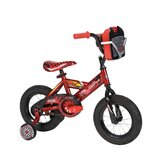 "Boy's 12"" Disney Cars Cruiser Bike with Training Wheels"