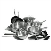 Classicor Stainless Steel 15-Piece Cookware Set
