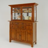 Arts and Crafts Bungalow China Cabinet