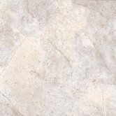 Ovations 14&quot; x 14&quot; Sunstone Vinyl Tile in Stone White