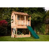 Little Squirt Playhouse with Sandbox Set