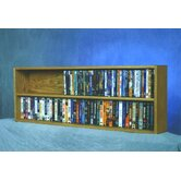 200 Series 172 DVD Multimedia Tabletop Storage Rack