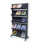 Free Standing Literature Racks