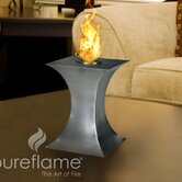 Concave Table Tabletop Fireplace
