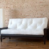 Cotton and Foam Futon Mattress