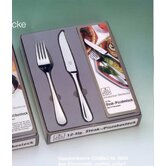 Casino 12 Piece Steak Knife and Fork Set