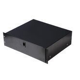 3U Lockable Drawer