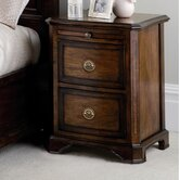 Heirloom 2 Drawer Bedside Table