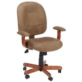 Mid-Back Ergonomic Task Chair