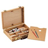 Wood Sketch Box
