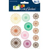ColorStories Open Daisy Gelstix (Set of 12)