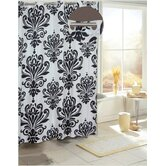 Beacon Hill EZ On Fabric Shower Curtain