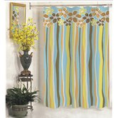 Mandy Polyester Shower Curtain