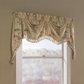 Jewel Austrian Valance in Natural