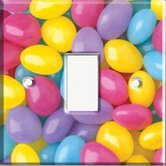 Jelly Beans Pastel Colours Switch Cover