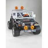 Power Wheels Tough Talking Jeep