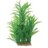 Natural Elements Potamogeton Aquarium Ornament in Green