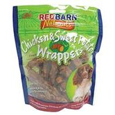 Chicken / Swtpot Wrappers Dog Treat