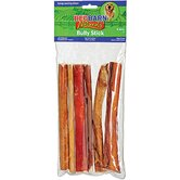 Naturals Bully Sticks Rawhide Dog Treat (6-Pack)