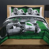 Tackle Football Comforter Set