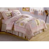 Giddy Up Quilt with Pillow Sham, Sheet Set, Pillow, Drapes, and Valance