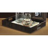 Equestrian  Rectangular Serving Tray