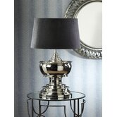 Seaside  Polished Nickel Table Lamp