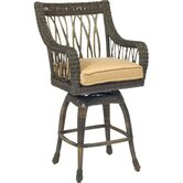 Serengeti Swivel Bar Stool