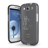 Kanye West Galaxy S III Gel Shell Case