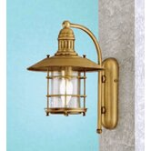 Nautic Ancora 120V One Light Wall Sconce