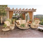 Monterra Club Deep Seating Group with Cushions