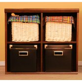 Modular Storage Open Quad Cubbies