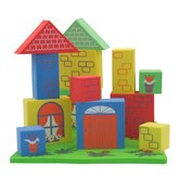 Floating Toy Blocks Bath Toy