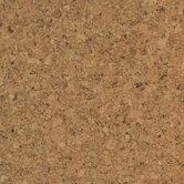 "Eldorado 12"" x 36"" Engineered Cork Planks in Natural Sienna"