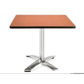 Multi-use 29.5&quot; x 36&quot; Square Folding Table
