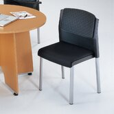 Europa Convertible Armless Stack Chair
