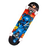Punisher Puppet 31&quot; Complete Skateboard