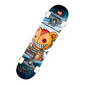 "Punisher Guilty 31"" Complete Skateboard"