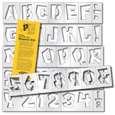 Stencil Kit
