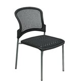 Pro-Line II Mesh Stack Chair with Sled Base