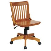 Deluxe Mid-Back Bankers Chair