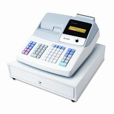 XE-A406 Cash Register, Thermal Printing, Dual Roll Register Tape, 2-line Display